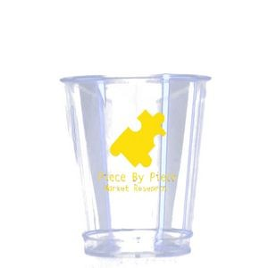 5 Oz. Tumbler Cup - Clear & Classic Crystal� Cups - The 500 Line