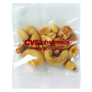 Promo Snax - Deluxe Mixed Nuts (.5 Oz.)