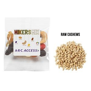 Promo Snax - Raw Cashews (1/2 Oz.)
