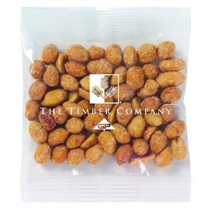 Promo Snax - Honey Roasted Peanuts (1.5 Oz.)