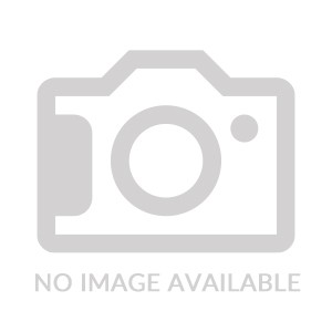 12 Oz. Hip™ Glass Cup (Stone Gray/Hot Pink)