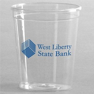 2 Oz. Crystal Clear Plastic Cup