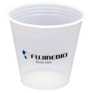 5 Oz. Soft-Sided Translucent Plastic Cup (Petite Line)