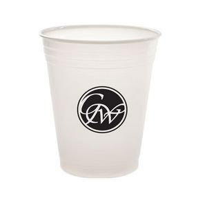 7 Oz. Soft-Sided Translucent Plastic Cup (Petite Line)