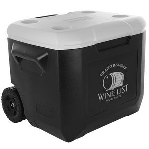 Coleman® 60-Quart Wheeled Cooler