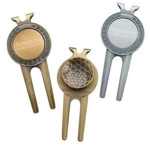 BIC Graphic® Honor Magnetic Divot Repair Tool w/Ball Marker