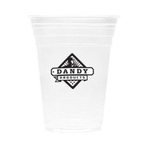 16 Oz. PET Clear Soft-Flex Plastic Disposable Cup