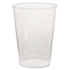 7 Oz. Clear Rigid Disposable Plastic Tumbler