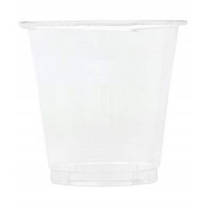 3 oz PLA Clear Flex Disposable Sampler/ Taster Compostable