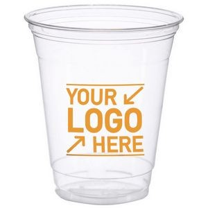 12 to 14 Oz. Clear Soft-Flex Plastic Disposable Cup