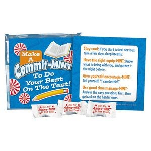 Make A Commit-MINT To Do Your Best On The Test! Mint Treat Pack