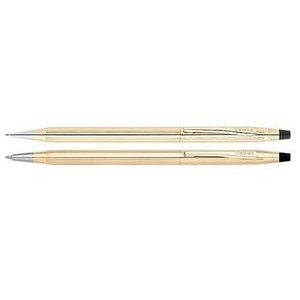 Cross® Classic Century® 10 Karat Gold Filled Pen & Pencil Set