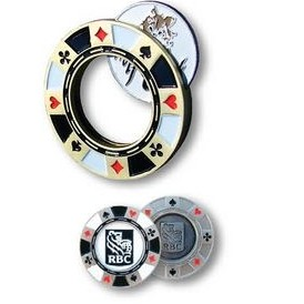 Casino Theme Ball Marker
