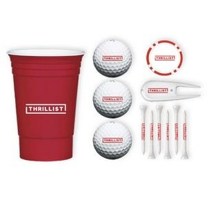 16 Oz. Standard Tournament Cup Pack