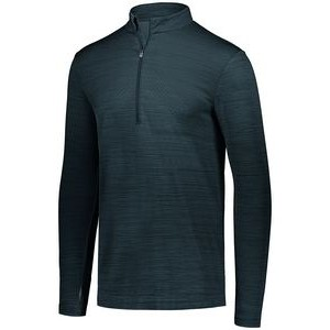Striated 1/2 Zip Pullover
