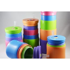 Rainbow Collapsible Cup
