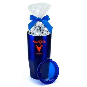 20 Oz. Vacuum Sealed Tumbler with Candy Bag