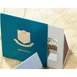 Special Tent Match Box with 75 Count Matches (85mm x50mm x100mm)