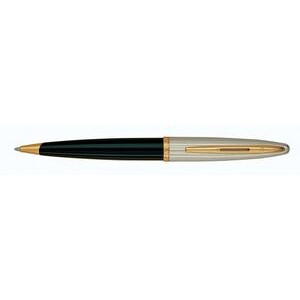Waterman Carene Deluxe Black Ball Pen