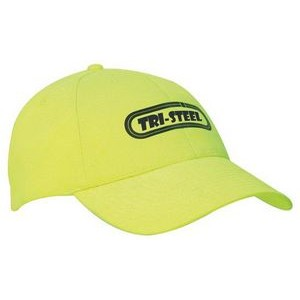 Luminescent Safety Cap (Embroidered)