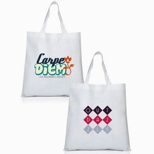 Full Color Sublimation Tote Bags