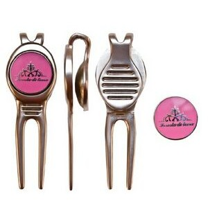 Golf Divot Tool & Marker (Priority)