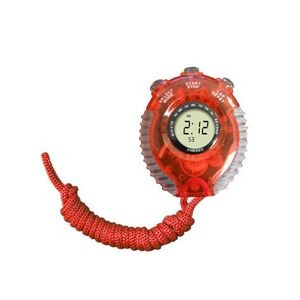 Red Stopwatch