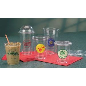 16 Oz. Clear Plastic Cup