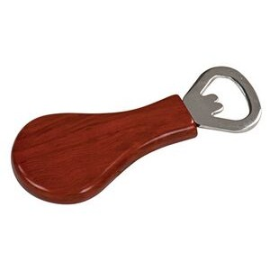 Bottle Opener - Rosewood Laser Engraved