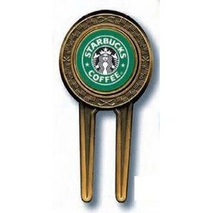 Golf Divot Tool w/Ball Marker