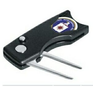 Spring Action Divot Tool w/ Ball Marker