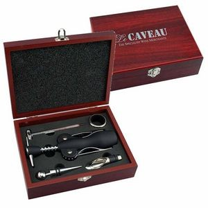 Wine Opener Gift Set (5 Piece)