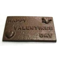 6.88 Oz. Chocolate Happy Valentines Day Large Bar