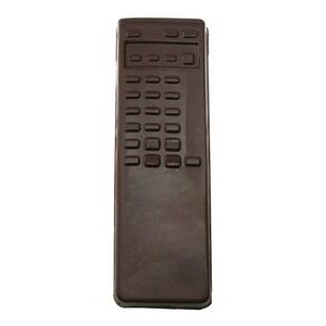 6.08 Oz. Chocolate Remote Control Stock Shape