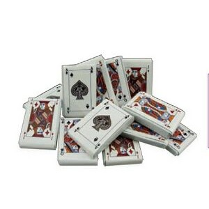 Queen Face Card Chocolate Playing Card in Bulk