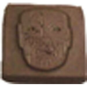 0.32 Oz. Chocolate Monster Square