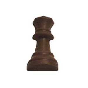 0.64 Oz. Chocolate Chess Queen