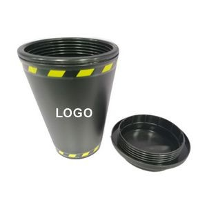 16 Oz. Plastic Coffee Cup