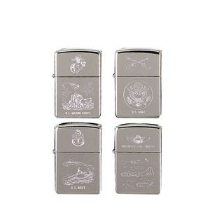 Zippo® U.S.M.C. WWII Commemorative Lighter