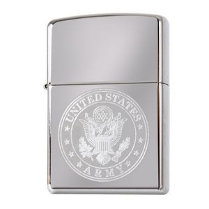 US Army WWII Commemorative Military Zippo® Lighter