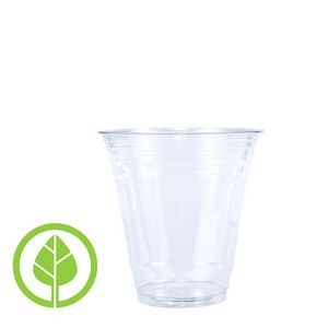 12 Oz. BLANK Eco-Friendly Clear PLA Plastic Cold Cup