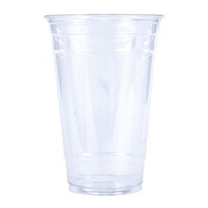 24 Oz. BLANK Clear PET Plastic Cold Cup