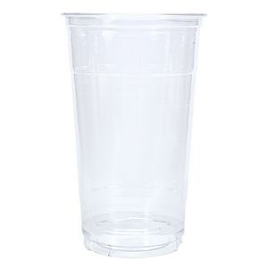 32 Oz. BLANK Clear PET Plastic Cold Cup
