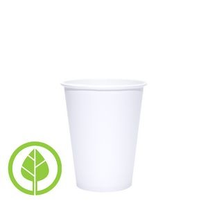12 Oz. BLANK Eco-Friendly PLA Paper Hot Cup