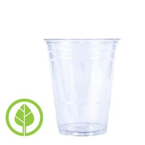16 Oz. BLANK Eco-Friendly Clear PLA Plastic Cold Cup
