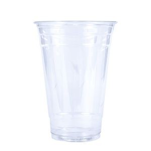 20 Oz. BLANK Clear PET Plastic Cold Cup