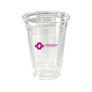 Soft Clear Plastic Cup (18 oz)
