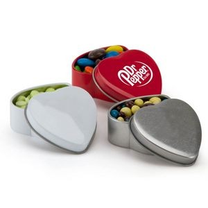 Small Heart Shaped Tin