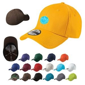 Branded Structured Face Cap