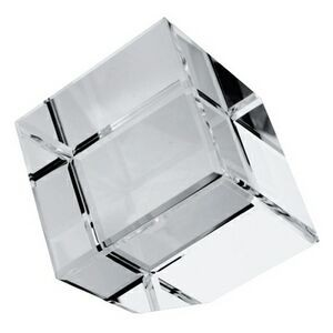 Standing Crystal Cube